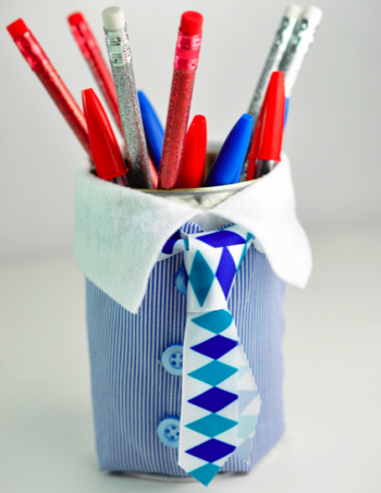 Father's Day Pencil Cup