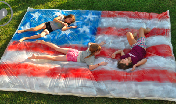 4th of July Water Blob for Kids