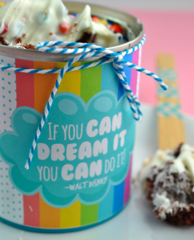 Cupcakes-in-a-Can Surprise Treat