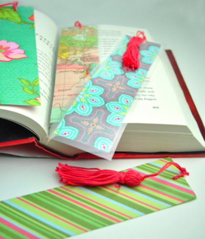 Tassel Bookmarks