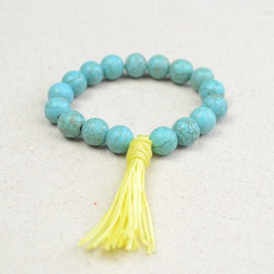 Buddhist Prayer Beads Bracelet