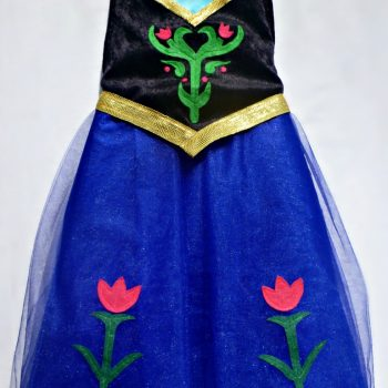 Princess Anna Dress-Up Apron