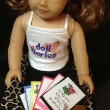 Doll-Sized Campfire Songbook