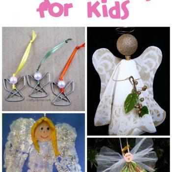 Angel Crafts for Kids