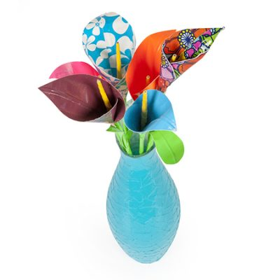 How-to: duck tape® calla lily | duck brand.