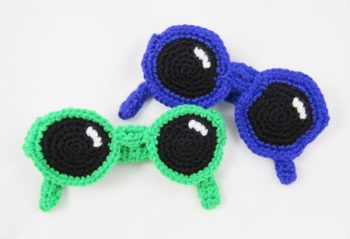 Crochet Sunglasses