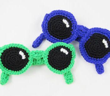 Crochet Sunglasses