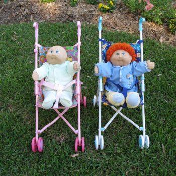 Doll Stroller Liner