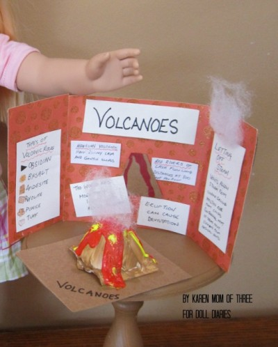 Presentation About Volcanoes