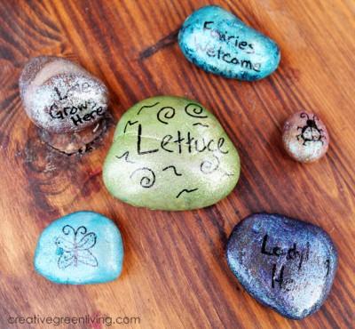 painted-fairy-garden-rocks