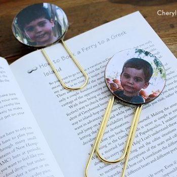 Photo Bookmark Clip