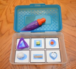 Scavenger Hunt Box