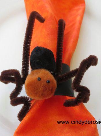 Spider Napkin Ring