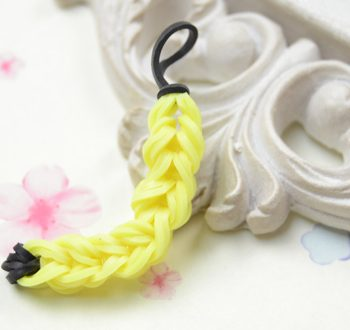 Loom Band Banana