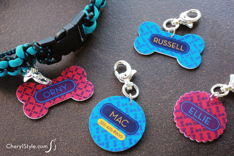 Shrinky Dink Dog Tags Fun Family Crafts
