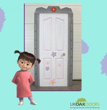 Boo's Door