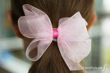 Bow Hair Ties