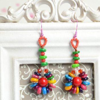 Hawaiian Seashell Earrings