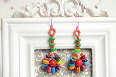 Hawaiian Seashell Earrings