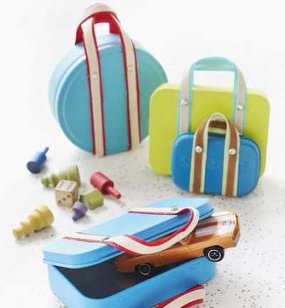 Mint Tin Suitcase