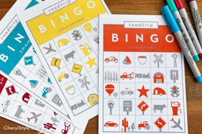 Printable Bingo Game