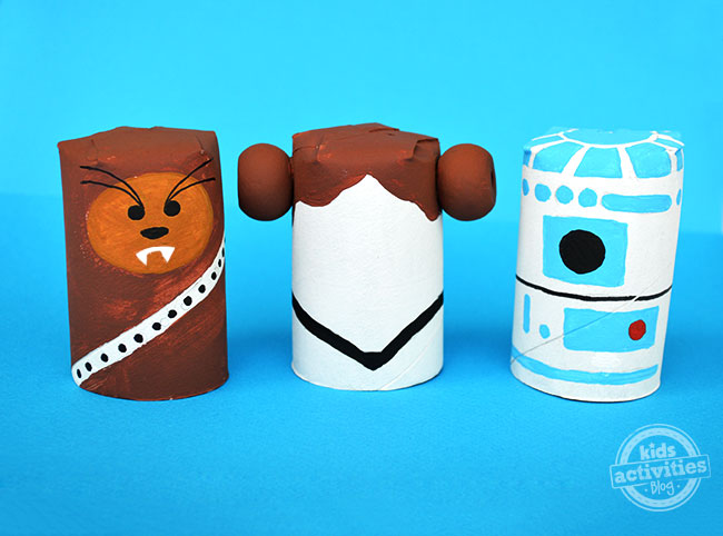 Toilet Roll Craft For Adults