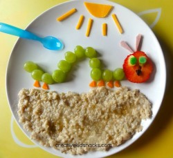 Very Hungry Caterpillar Meal
