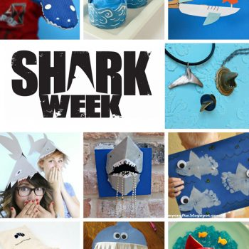 25+ Shark Crafts & Recipes