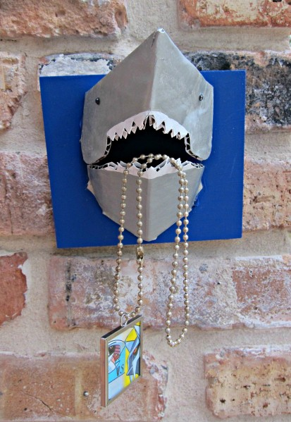 Shark Jewelry Holder