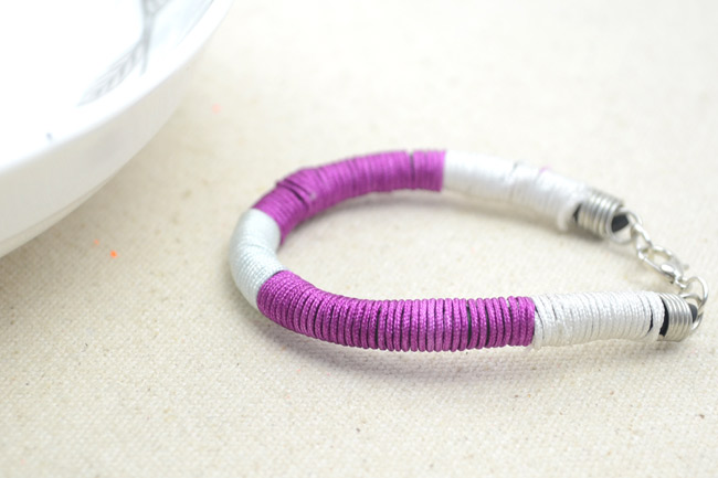 Wrap-Around Friendship Bracelet
