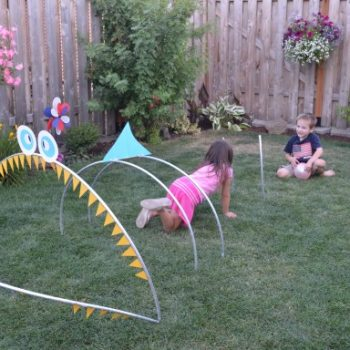 Hula Hoop Shark Game