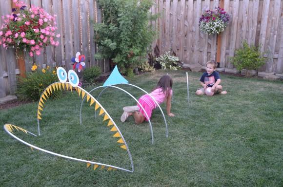 Hula Hoop Shark Game