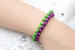 Mung Macrame Bracelet