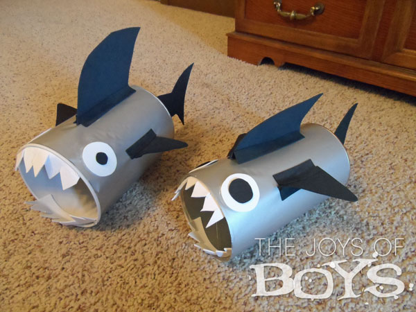 Shark Boxes
