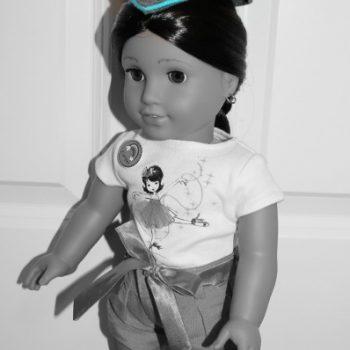 Victorian Doll Hat