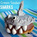 Ice Cream Sandwich Sharks