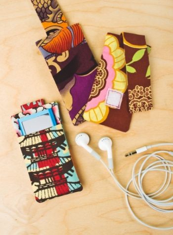 Fabric MP3 Case