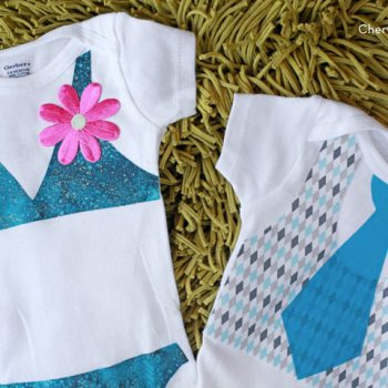 Onesie Iron-On Patterns