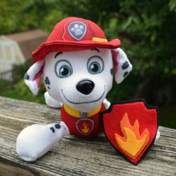 Paw Patrol Badge