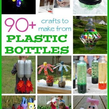 90+ Plastic Bottle Crafts for Kids