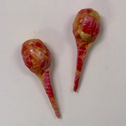 Plastic Spoon Maracas