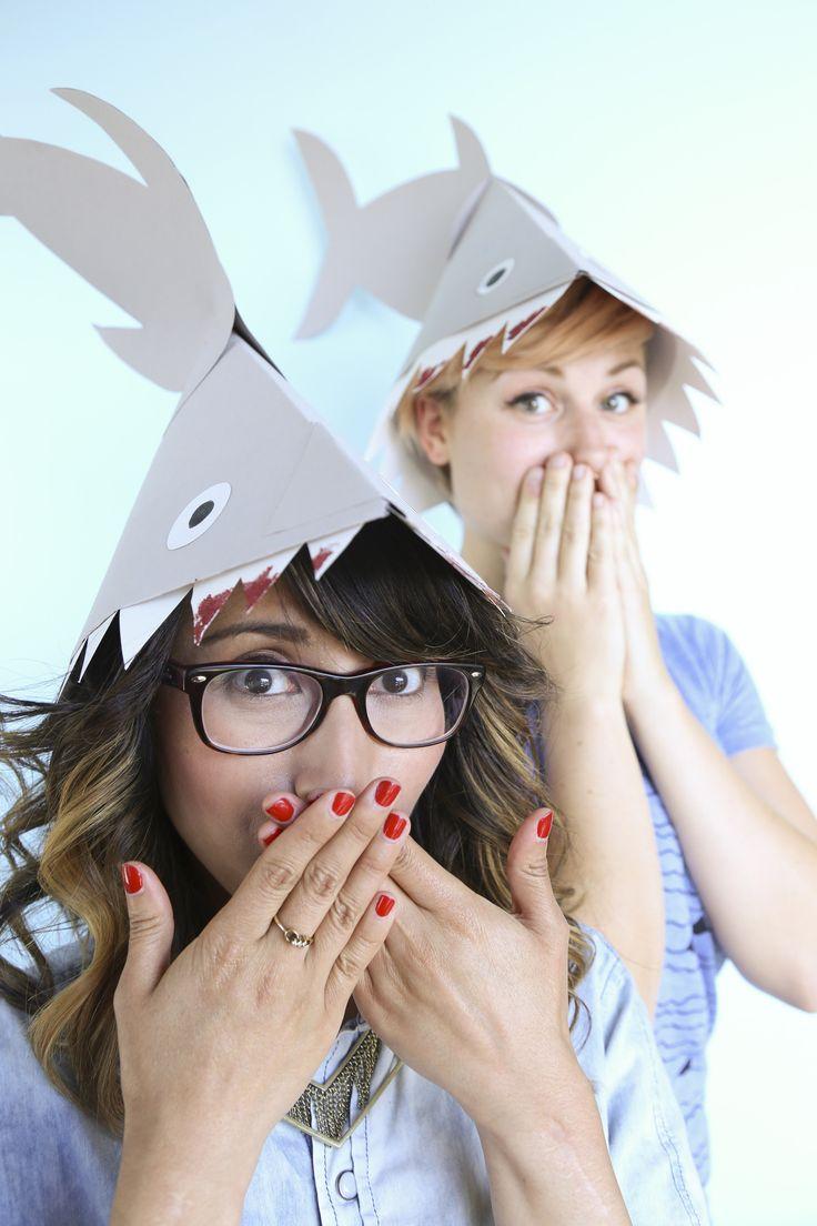 Shark Hat | Fun Family Crafts