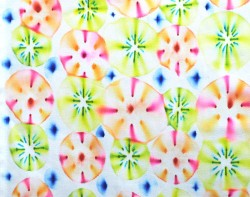 Decorated Fabric