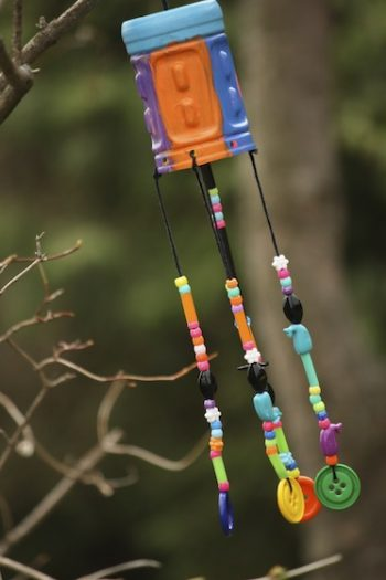 Whimsical Wind Chime