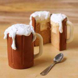 Root Beer Mug Cakes