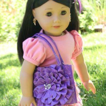 Doll-Sized Fashion Bag