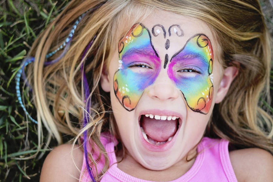 Homemade Face Paint