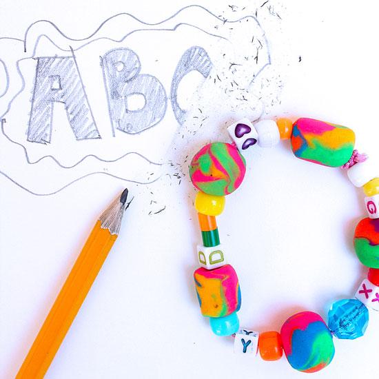 Eraser Bracelets