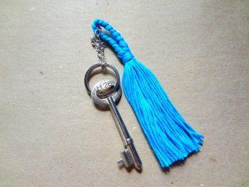 Keychain Tassel