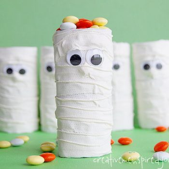 Mummy Treat Boxes